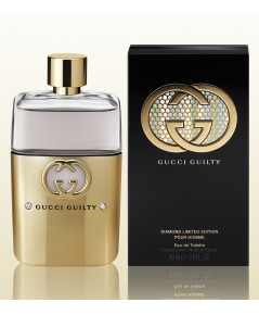 น้ำหอม Gucci Guilty Pour Homme Diamond Gucci for men 90ml.