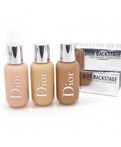 DIOR BACKSTAGE Backstage Face  Body Foundation 50ml.มี 3 สีให้เลือกเหมาะกับผิวเอเชีย