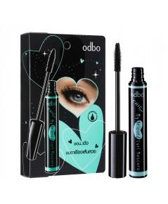 Odbo chic series my beloved curl mascara มาสคาร่าสีดำสนิท เพื่อขนตางอน ยาว เรียงเส้นสวยเป็นธรรมชาติ