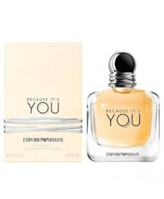 น้ำหอมผู้หญิง Giorgio Armani  Because It\'s You  100ml. Eau De Parfum Spray for Women