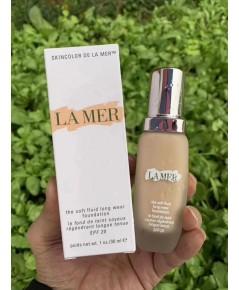 LA MER รองพื้น The Soft Fluid Long Wear Foundation SPF 20 ขนาดปกติงานมิลเลอร์ 30 ml. พร้อมส่ง 3โทนสี