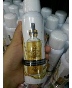 KUGE 24k goldzan serum น้ำแร่เซรั่มทองคำ 24kขนาด 150ml.