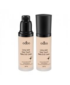 Odbo long-waer Easy touch matte bb cream  30ml. บีบี ครีมปรับสภาพผิว เพื่อผลลัพธ์ผิวเนียนใส