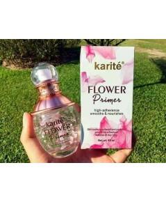 Karite flower primer hihg+adherence smoothsnourishes ไพร์เมอร์มีกลีบดอกไม้หรูหรา