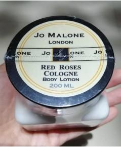 JO MALONE LONDON Red Roses cologne body lotion 200ml.ครีมน้ำหอม