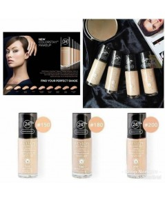 Revlon colorstay 24hrs for combination/oily skin spf15 รองพื้นฝาดำที่นิยม มีพร้อมส่ง 3 แล้วจ๊ะ