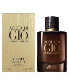 Giorgio Armani Acqua Di Gio Absolu Instinct Eau De Parfum125ml. งานพร้อมกล่อง