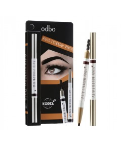 ODBO AUTO EYEBROWN PENCIL  OD709 ดินสอเขียนคิ้วเนื้อครีม ผลิตในเกาหลี