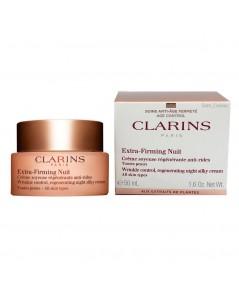 CLARINS ครีมบำรุงผิว Extra-Firming Night Cream For All Skin Types ขนาด 50 มล.ครีมบำรุงผิวหน้ากลางคืน