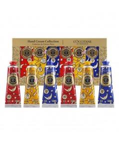 L\'OCCITANE Hand Cream Collection 30ml.x6 pcs [Parallel Import]