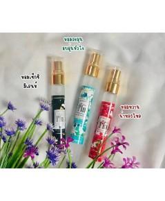 น้ำหอม ฟิน Fin Eau de Perfume ขนาด 10 ml.น้ำหอมจอมยั่วอันดับ 1 มาแล้วในขนาดทดลองพกพาสะดวก
