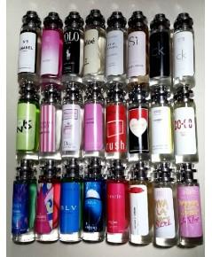 น้ำหอม Eau de Perfume ขนาด 30 ml.มีหลากหลายกลิ่นยอดนิยมให้เลือกใช้ ราคาน่าคบ