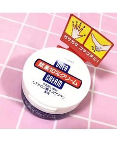 Shiseido Hand-Foot Urea Cream 100g แบบกระปุก สุดยอดครีมทามือและทาส้นเท้าแตก