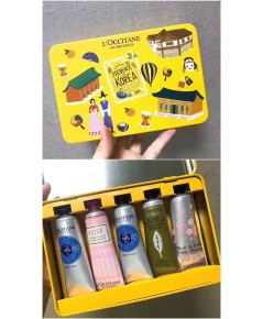 Japan Travel Exclusive Hand Cream Set (30ml×5pcs) ชุดเซ็ทของขวัญกล่องเกาหลี