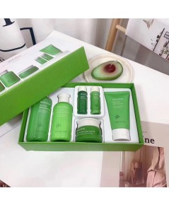 Innisfree Green Tea Balancing Special Skin Care Set 6 Pcs-SET  เซตบำรุงพิเศษ 6 ชิ้น