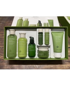 Innisfree Green Tea Balancing Special Skin Care Set 7 Pcs-SET  เซตบำรุงพิเศษ 7 ชิ้น