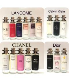 น้ำหอม Eau de Perfume ขนาด 30 ml.มีหลากหลายกลิ่นยอดนิยมให้เลือกใช้ ราคาน่าคบ (no box)
