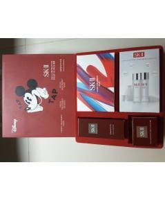 SK-II - Facial travel limited edition Disney set ชุดบำรุงผิวหน้า 5 แบบพร้อมกล่องมิกกี้เม้าท์