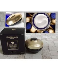 GUERLAIN Orchidee Imperiale Exceptional Complete Care The Cream 7 ml.ครีมลดริ้วรอยสุดหรูจากเกอร์แรง
