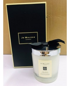 JO MALONE LONDON Lime Basil  Mandarin Home Candle 600G. เทียนหอมในโหลแก้วสวยเรียบหรู (มีถุงแถม)
