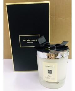 JO MALONE LONDON Wild Bluebell Home Candle 600G. เทียนหอมในโหลแก้วสวยเรียบหรู (มีถุงแถม)