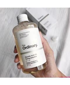 The Ordinary Glycolic Acid 7 Toning Solution 240 ml.