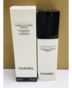 Chanel hydra beauty camellia water cream 30 ml.มอยซ์เจอร์ไรเซอร์เนื้อฟลูอิด
