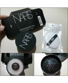 Nars Light Reflecting Setting Powder Loose 10g. Translucent Crystal แป้งโปร่งแสง ไร้สี ชนิดฝุ่น
