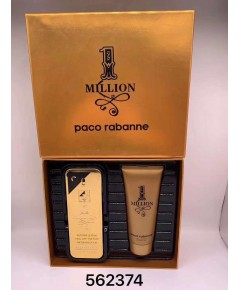 Paco rabanne 1 million Travel Exclusive Gift Set Perfume  ชุดของขวัญperfume + shower gel