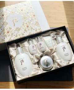 The History Of Whoo Gongjinhyang Seol Radiant White Set 6 items