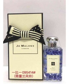 JO MALONE LONDON Wild Bluebell Cologne Limited 100ml. ขวดลายม่วง