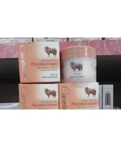 Careline Placenta Cream with Collagen  Vitamin E 100ml ครีมรกแกะนำเข้าจากออสเตรเลีย สูตร 3in1