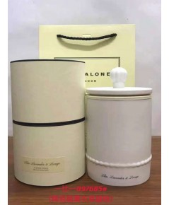 JO MALONE LONDON Lilac Lavender  Lovage Home Candle Limited Edition 300G  เทียนหอมในโหลสวยเรียบหรู