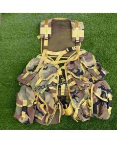 เสื้อ Vest US Military  Fighting