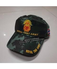 หมวกแก็ปลายดิจอตอล, Royal thai army