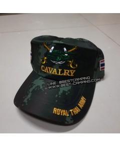 หมวกแก็ปลายดิจอตอล, Cavalry