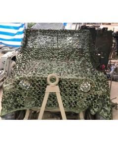 ตาข่ายพราง 3 m x 2 m , Camo Net Military