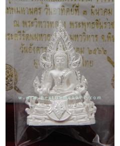 BEP216 พระพุทธชินราช รุ่นประวัติศาสตร์ เนื้อเงิน