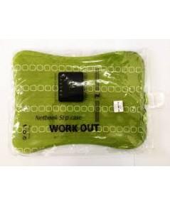 Test product กระเป๋า notebook สีเขียว