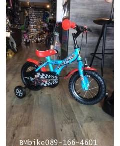 """จักรยานเด็ก LA RUSH ขนาดล้อ 12"""""""