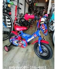 """จักรยานเด็ก LA SPIDER ขนาดล้อ 12"""""""