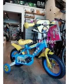 จักรยานเด็ก LA minion ขนาดล้อ 12