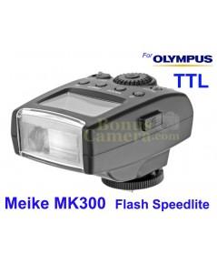 MK300 แฟลช Auto รองรับ TTL สำหรับ Olympus OM-D E-M1,M5,M10 E-P3,E-P5,E-PL5,E-PL7,E-PM2 XZ-2 Stylus 1