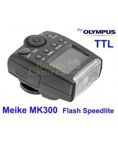 MK300 แฟลช Auto รองรับ TTL สำหรับ Olympus E-P1,E-P3,E-P5,E-PM1,E-PM2,XZ-1,XZ-2 Stylus 1