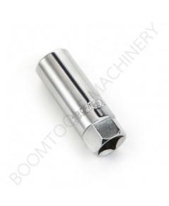 ลูกบ๊อกซ์ไขหัวเทียน 4หุน x 16mm SATA 012103