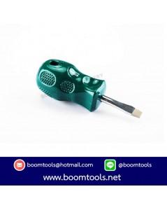 ไขควงปากแบน 5x75mm SATA 012275
