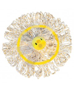 Cotswold.Yellow 200g Synthetic Mop Head