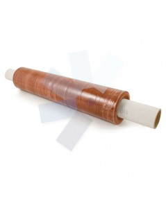 Avon.Stretch Wrap Roll - 400mm x 300M - 17 Micron - Extended Core Brown