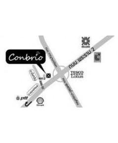 แผนที่ Conbrio Badminton