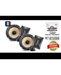 FOCAL EXPERT PS165FX รุ่นspecial series MADE IN FRANCE ลำโพงสุดยอดเทคโนโลยี กรวย flax cone